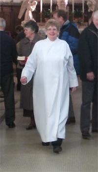Revd Caroline Sackley